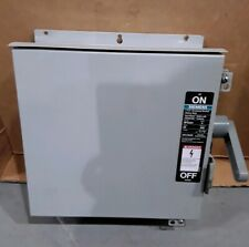 Nf652h Siemens Ite Enclosed Switch Heavy Duty 3 Phase 60 Amp 600v