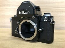 Exc+5 Nikon F2S Black Photomic DP-2 35mm SLR Film Camera Body Only From Japan