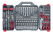 Crescent Mechanics Tool Set, 170-Piece Camper Truck Home Case Socket Wrench Kit