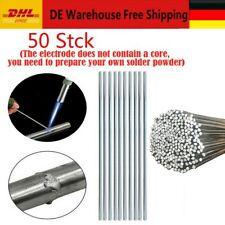 50 Stck Schweißdrähte Aluminium Draht Schweißen Niedertemperatur Schweißstäbe