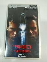 The Punisher El Castigador - Pelicula PSP PlayStation Edicion Española - 3T