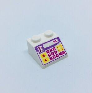 Lego Friends - A 2x2 Till / Cash Register NEW Free P&P