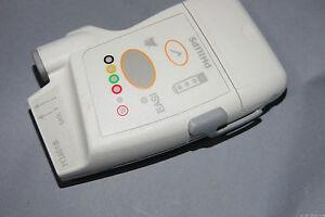 PHILIPS M2601B Fast ECG Cordless Telemetry Transmitter W/ SpO2 Dust Cap Cover