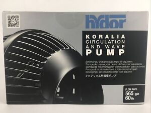 Hydor Koralia Nano 565 GPH Aquarium Circulation Pump