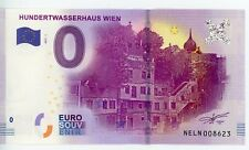 Billet Touristique 0 Euro --- Hundertwasserhaus Wien - 2017-1