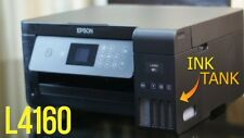 DHL Ship - NEW Epson L4160 Wi-Fi Duplex All-in-One Ink Tank Printer (Scan/Copy)