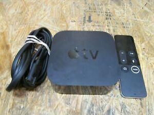 Apple TV 4K (5th Generation) Model A1842 (32gb) MQD22LL/A    (lot 324)