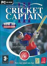 International Cricket Captain III 3 - PC CD-ROM Game (Disc in Sleeve)