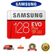 Samsung 128GB micro SD SDXC U3 Class 10 memory card Evo Plus 100MB/S Real