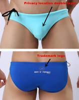New men swimwear swim underwear Briefs Bikini Beachwear swimming trunks S-XL