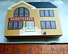 Cat's Meow Village : Z Jones Basketmaker Liberty Street Series *New Stored Only