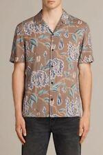 AllSaints Hawaiian Casual Shirts & Tops for Men
