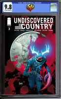 Undiscovered Country 3 Variant CGC 9.8 1/15/20  Fast Track