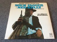 MICK JAGGER - NED KELLY (Soundtrack), US-LP FOC MINT Rolling Stones