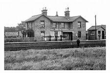 pt1149 - Everingham Railway Station , Yorkshire - photo 6x4