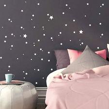 Kleine Sterne Sticker 53 Stück Aufkleber im Set von Wandtattoo Loft Stern 10698