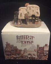 "Lilliput Lane Figurine ""Watermill� 1989"