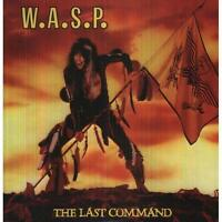 The Last Command by W.A.S.P. (Coloured Vinyl, Oct-2012, Snapper)