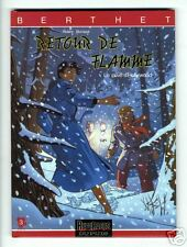 BERTHET  RETOUR DE FLAMME
