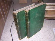 1849.Eugène Sue sept péchés. Radcliffe 1001 nuits arabe.gravures.2 volumes