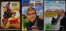 3 x DVD - Western Klassiker (NEU ovp) Robert Redford, Italo Western - FSK-16