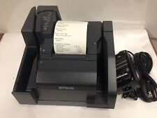 Epson TM-S9000MJ 3-in-1 Check Scanner & Printer M273A Refurbished complete