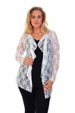 Long Sleeve Machine Washable Floral Plus Size Tops & Blouses for Women