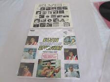 Elvis Presley - Speedway - 1968 Movie Soundtrack LP VG +