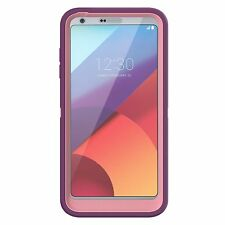 OtterBox DEFENDER SERIES Case for LG G6 VINYASA (ROSEMARINE/PLUM HAZE)