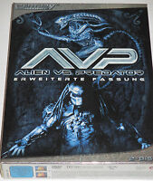 Alien vs. Predator - 2 DVDs/SciFi/Lance Henriksen/Century³ Edition/Digipak