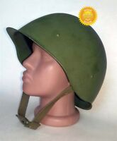 Original Russian Military Soviet Army WWII SSh40 type Steel Helmet used
