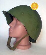 Original USSR Russian Military Soviet Army WWII SSh40 type Steel Helmet