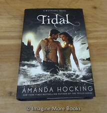 Tidal by Amanda Hocking ~ Watersong Series: Book 3 ~ NEW Hardcover
