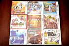 Nintendo 3DS Games (Mario, Fire Emblem, Legend of Zelda, Smash Bros., Pokemon...