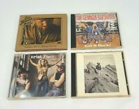 Lot of 4 Country Music CDs Dwight Yoakam Trick Pony Zac Brown George Satellites