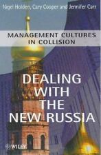 Dealing with the New Russia: Management Cultures in Collision-ExLibrary