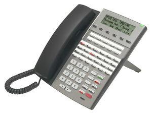 NEC VOIP DSX 34B Display Tel BK IP Phone 1090034 Refurbished *1 Year WARRANTY*