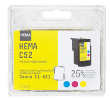 Canon CL - 511 Colour - made by Hema, new, sealed in box, in date - Bargain