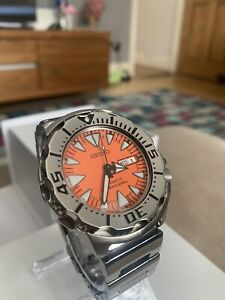 Seiko Orange Monster SRP309 J1 - Made In Japan - Gen 2