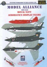 NEW 1:48  Model Alliance 48196 Royal Navy Aerobatic Display Teams