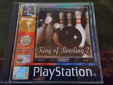 King Of Bowling 2 for Sony PlayStation