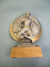 Team Lot Of 9 Mx506 Female Soccer trophies ball 3D resin award
