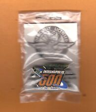 1996 INDIANAPOLIS SPEEDWAY INDY 500 RACE LAPEL PIN UNUSED STILL BAGGED RACING