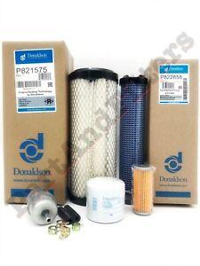 Filter Kit For John Deere 1025R  w/Yanmar 3TNV80F Eng.