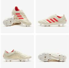 ADIDAS COPA 19.1 SG OFF WHITE/SOLAR RED/BLK UK 8.5