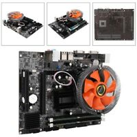 G41 Motherboard Quad Core CPU DDR3 Replacement Mainboard For Desktop Computer AP