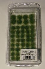 "Javis static grass spring mix Tufts 6 mm, ""00"" model railway scenics."