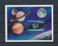 LM82675 Grenada satellite rocket space good sheet MNH