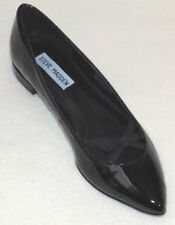 Steve Madden FrenchII Slip-On Flats   Black   Size: 7