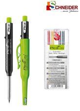 Pica-Dry Tieflochmarker Automativ Pen longlife + Ersatzminen graphit, rot, gelb